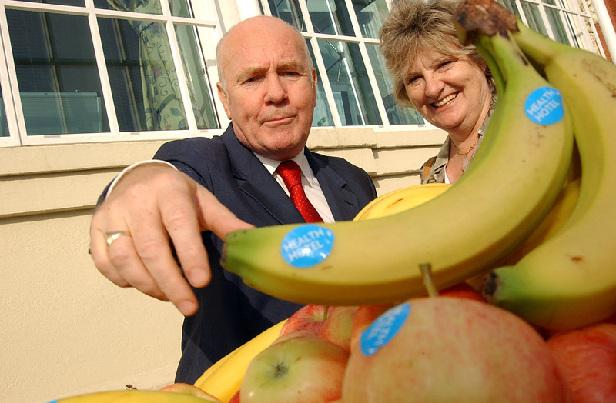 John Reid, bananas