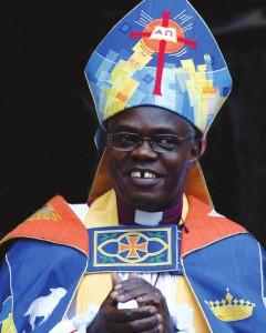 Image of Archbishop of York, John Sentamu