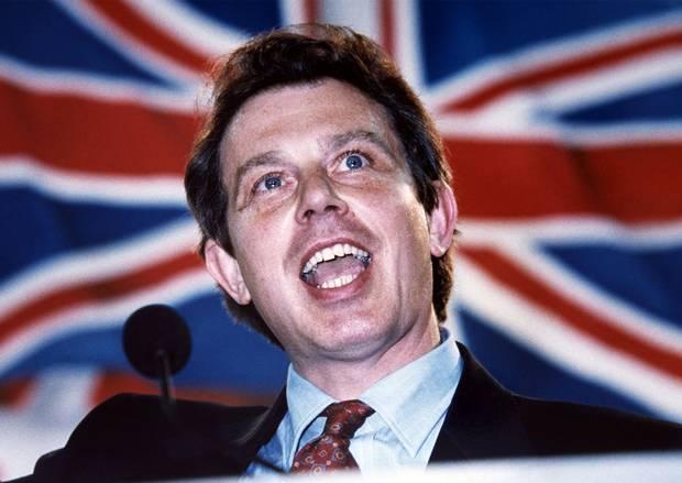 Tony Blair, paedo