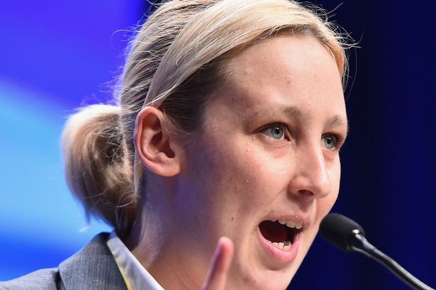 Image of Mhairi Black, SNP MP